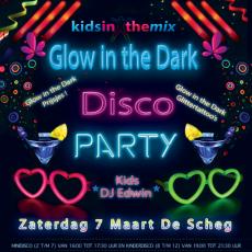 Glow in the Dark Kinderdisco Uithoorn