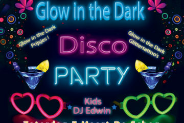 Glow in the Dark Kinderdisco
